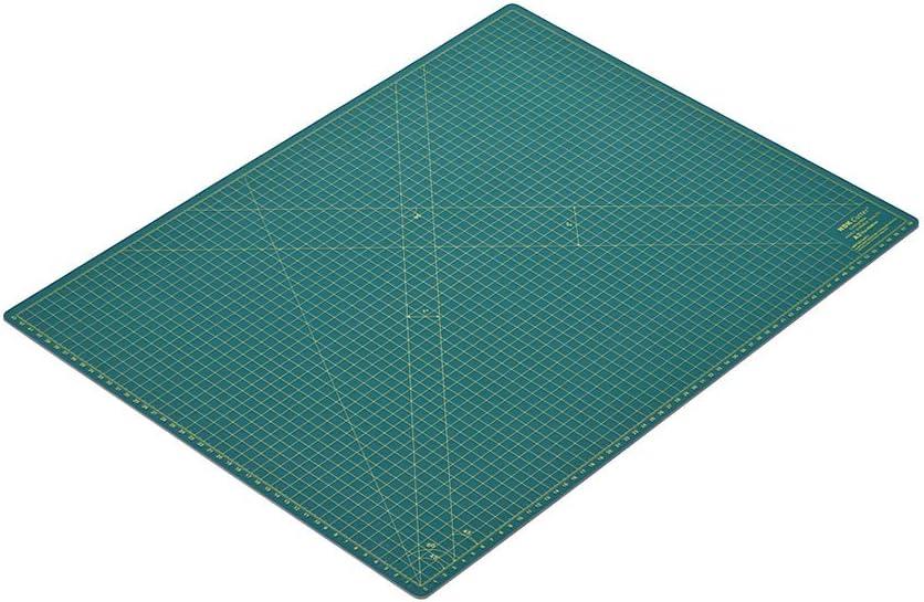 Leslaur Tapis de coupe rotatif dauto-cicatrisation NDK Tapis de coupe professionnel double face /à 5 /épaisseurs avec cicatrisation max.