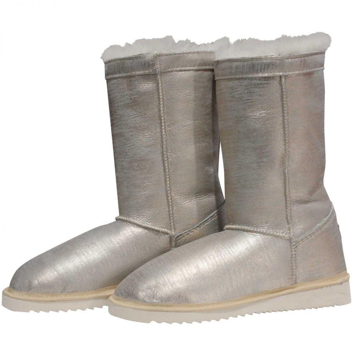 argentoo Hollert Geruomo Leather moda, Sautope da barca donna argentoo argentoo 36