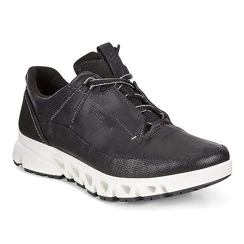 innovative design ce1e1 a1741 ECCO Damen Multi-Vent W Low GTXS Sneaker, Schwarz (Black ...