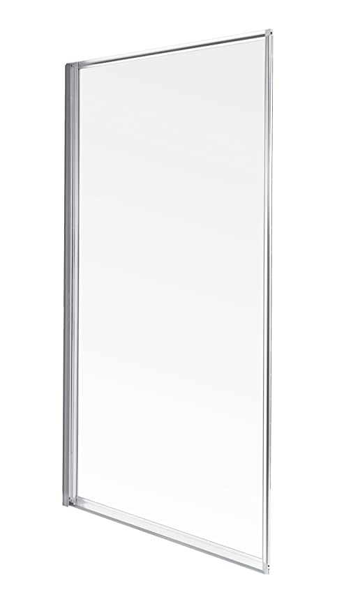 Pannelli Per Vasca Da Bagno.Aqualux Pannello Per Vasca Da Bagno Colore Bianco Trasparente 750 Mm