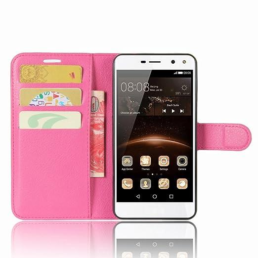 """7 opinioni per Per Huawei Nova Young 5.0"""" Custodie e cover,OFU® PU+TPU portafogli in pelle"""