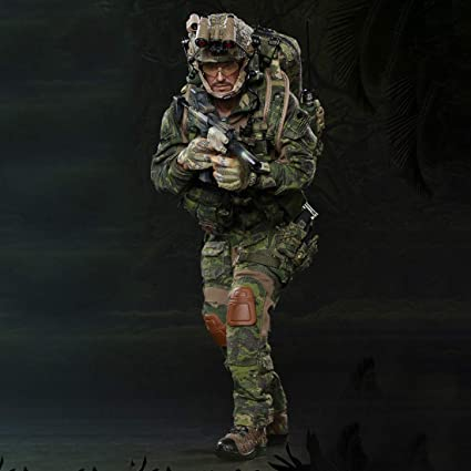 1//6 Scale Soldier  Doll Military /& Adventure Accessories for Action Figure