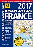 Road Atlas France 2017 (Aa Road Atlas)