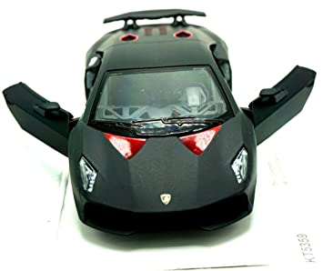 Buy Lamborghini Sesto Elemento Matte Black 1 38 Scale Online At Low