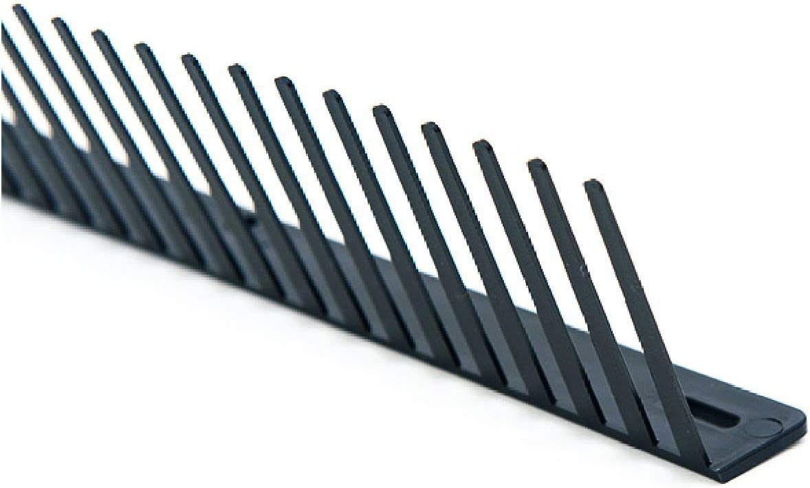 10 X Bird Comb Roof Tile Gap Filler 1 Metre Roofing Fascia Eave Bird Barrier Amazon Co Uk Diy Tools
