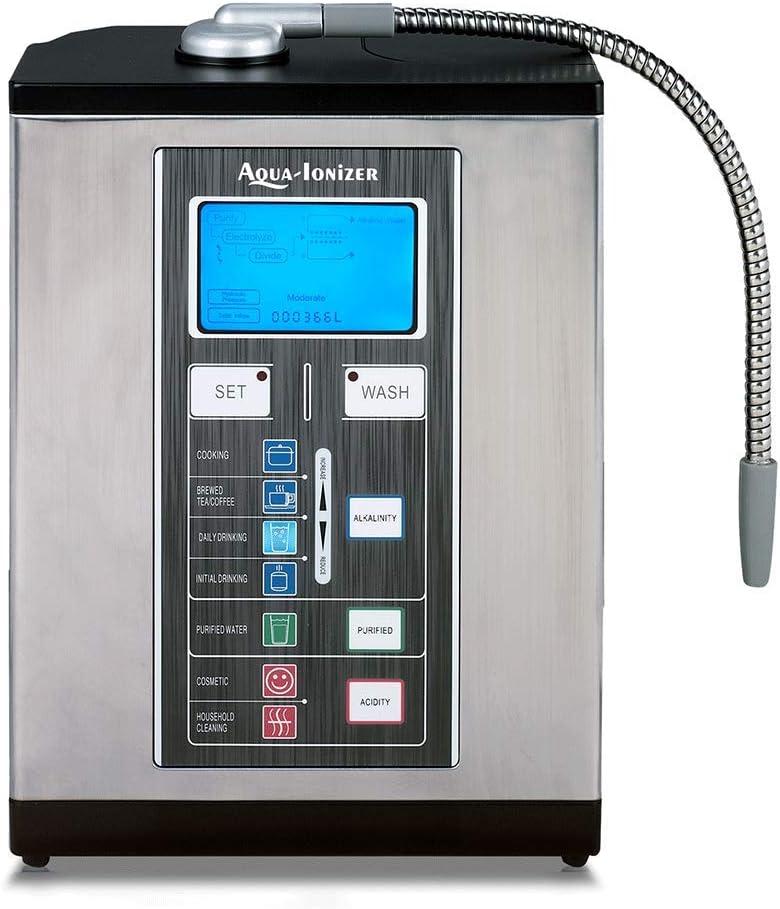 Best Water Ionizer: Aqua Ionizer Deluxe 9.0