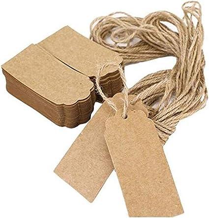 /Étiquette Cadeau Kraft,/Étiquette Cadeau,Kraft /Étiquettes,Bagages /Étiquettes,/Étiquette Cadeau Mariage,/Étiquette en Papier Kraft de No/ël