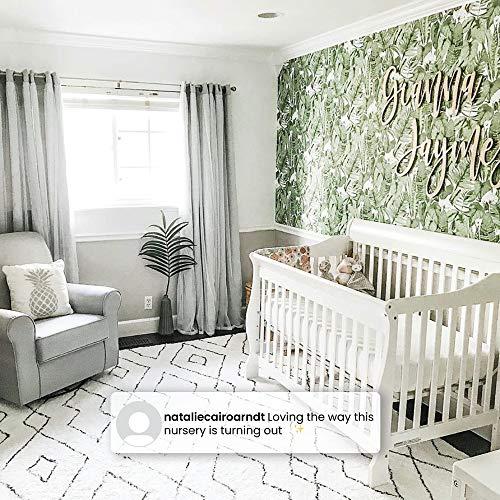 619fUWK2IGL - Delta Children Canton 4-in-1 Convertible Crib - Easy To Assemble, Grey