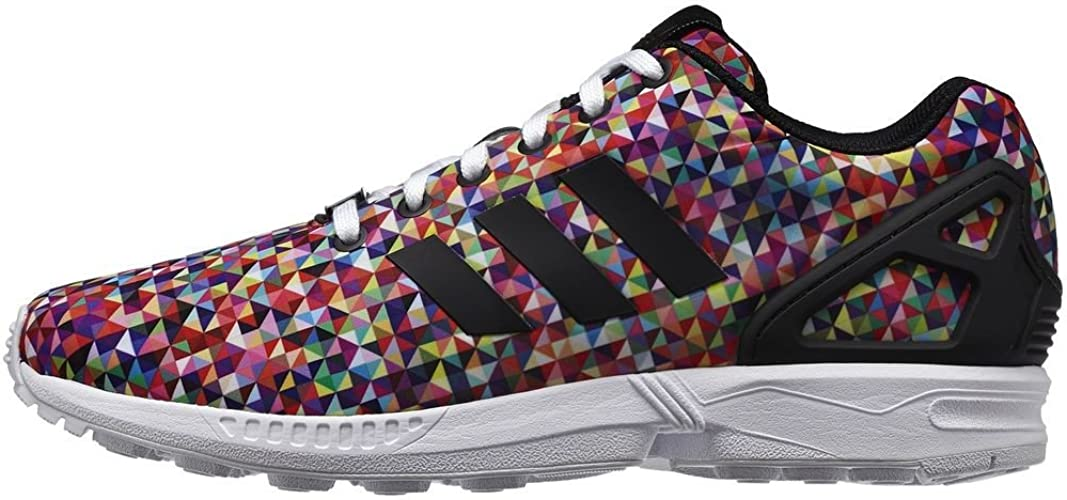 conversazione Selezionare Manoscritto  Adidas ZX Flux Multicolor - M19845 Trainer Size 9.5 UK: Amazon.co.uk: Shoes  & Bags