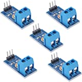 Amazon com: Diymall Voltage Sensor Dc0-25v for Arduino with Code