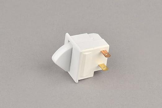 Amica Kühlschrank Side By Side : Lichtschalter tastenschalter für kühlschrank amica wp amazon