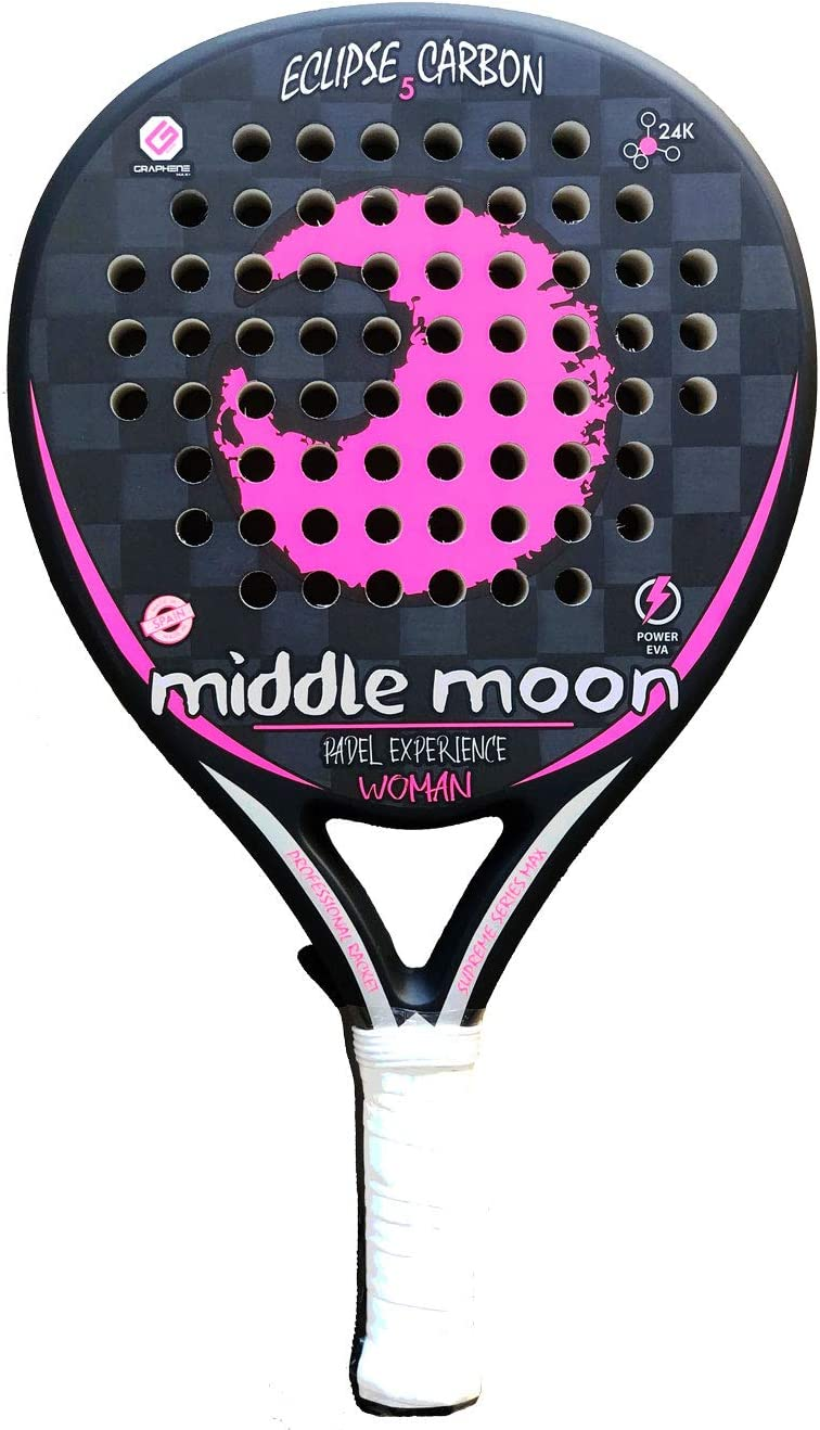 Middle Moon Eclipse 5 Carbon Woman 24K 2019