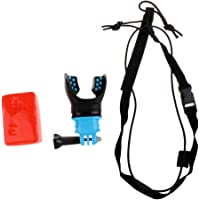 BAOBLADE Surfing Skiing Skating Bite Mouthpiece Mouth Mount For GoPro Hero 4/3+/3/2/1