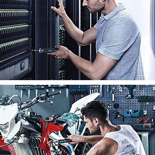 3.6 v スマートストロングパワーコードレススクリュードライバー の製品 (ブラック)