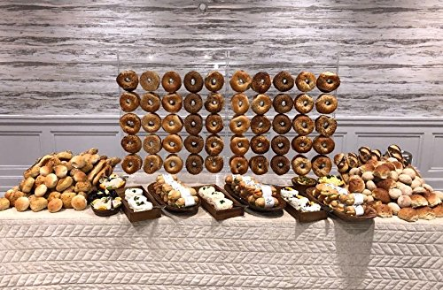 Donut Wall Display - Clear Doughnut Acrylic Stand by EstherO Design (Image #6)