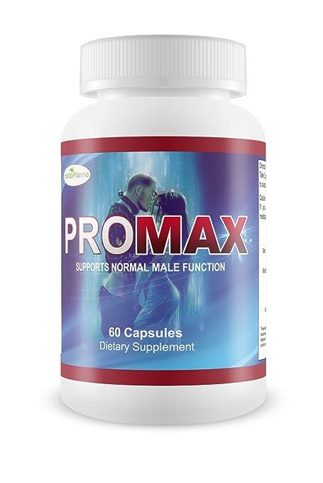 Promax Suplemento para agrandissement del pene, virilité Pene Ampliación asistencia, prolongée Sexo de agrandissement