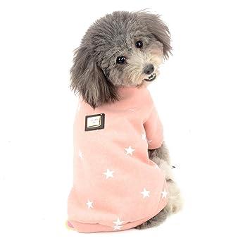 Ranphy - Abrigo de Forro Polar para Perro, chándal para Invierno ...