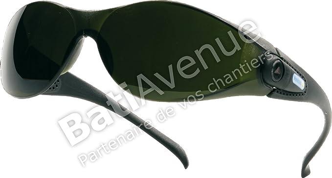 Delta plus - Gafa soldar/ado pacaya tono 5 policarbonato negro: Amazon.es: Amazon.es