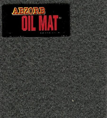 oil mat for under car - 3