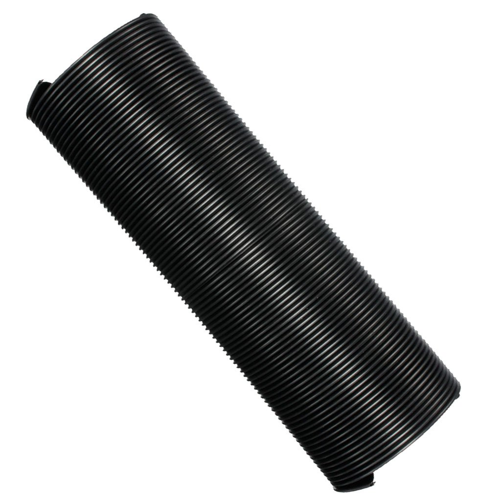 MagiDeal Filtre à Air De Voiture 75mm Froid Admission D'Air Tuyau Alimentation Flexible Noir