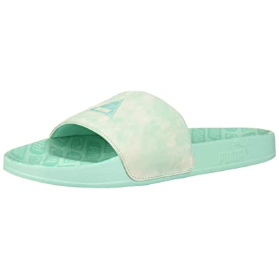 PUMA Men's Leadcat Diamond Supply Slide Sandal: Shoes