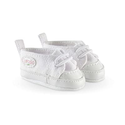"Corolle 14"" Sneakers White Baby Doll: Toys & Games"