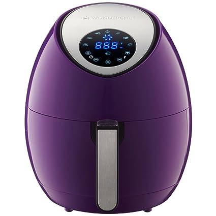 Wonderchef Caruso Digital Air Fryer 1500W (Purple)