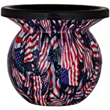 New American Flag MudJug Portable Spittoon offers