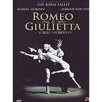 Sergei Prokofiev - Romeo E Giulietta (1966) [Italia] [DVD]