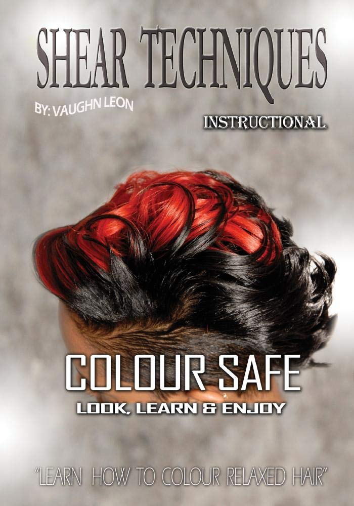 Colour Safe: Look, Learn & Enjoy by