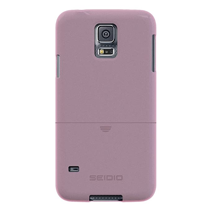Seidio Surface Case for Samsung Galaxy S5 - Retail Packaging - Orchid