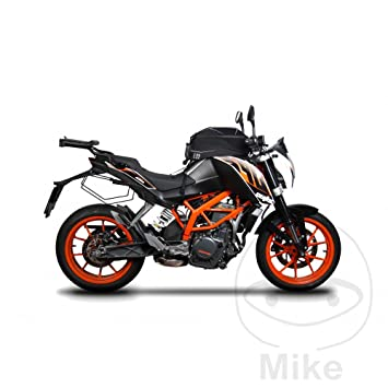 Black SHAD K0DK17ST Kit Top Master KTM Duke 125//390 17 One Size