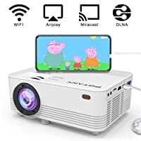 Deals on Poyank TP-01 2000LUX LED Wireless Mini Projector