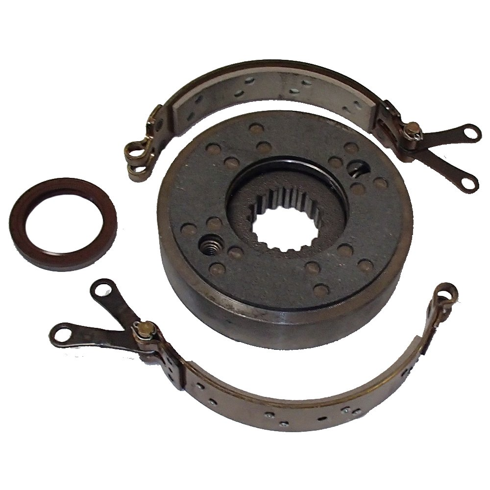 Amazon.com: 249022A3 249022A1 A49796 New Case Backhoe Brake Pack Assembly  w/ Oil Seal 580 +: Industrial & Scientific
