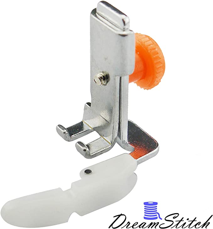 DreamStitch - Prensatelas para máquina de coser con cremallera ...