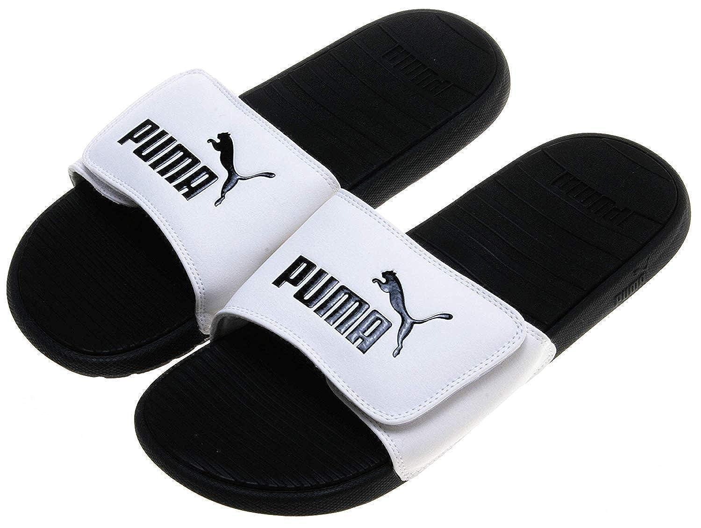 PUMA Men's Cool Cat V Slides Sandals