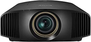 Sony VPL-VW500ES 4K Home Theater Projector [Personal Computers]