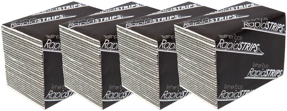 120 Pack RapidStrips for Tether Tools RapidMounts