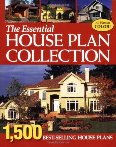 Essential House Plan Collection: 1500 Best Selling Home Plans ()
