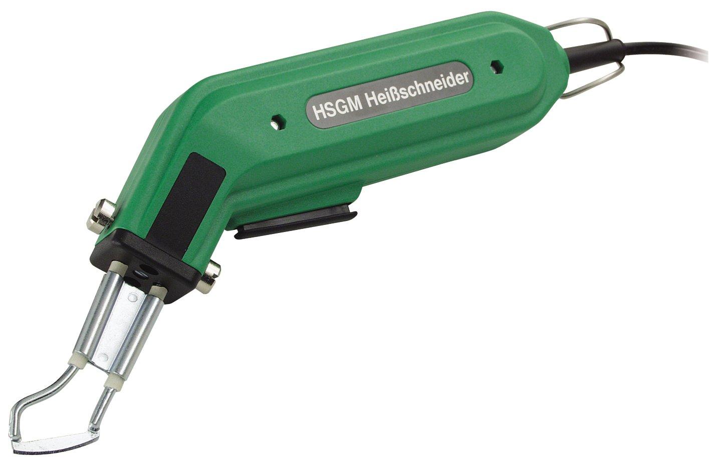 HSGM Heißschneider HSG-0 mit Schneidspitze Typ: R. Made in Germany ...