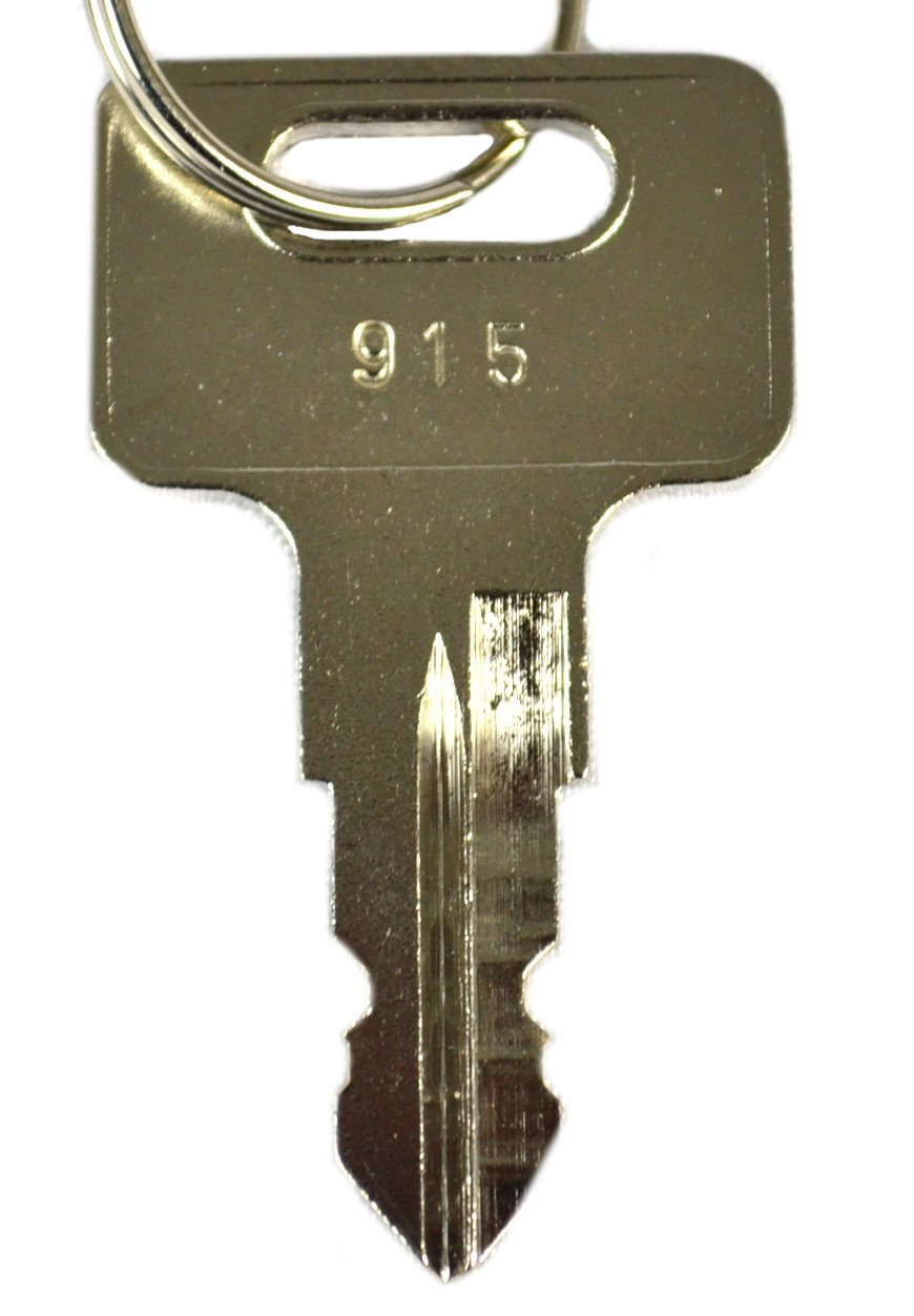 Southco MF-97-915-41 Mobella Key (Pack of 10)