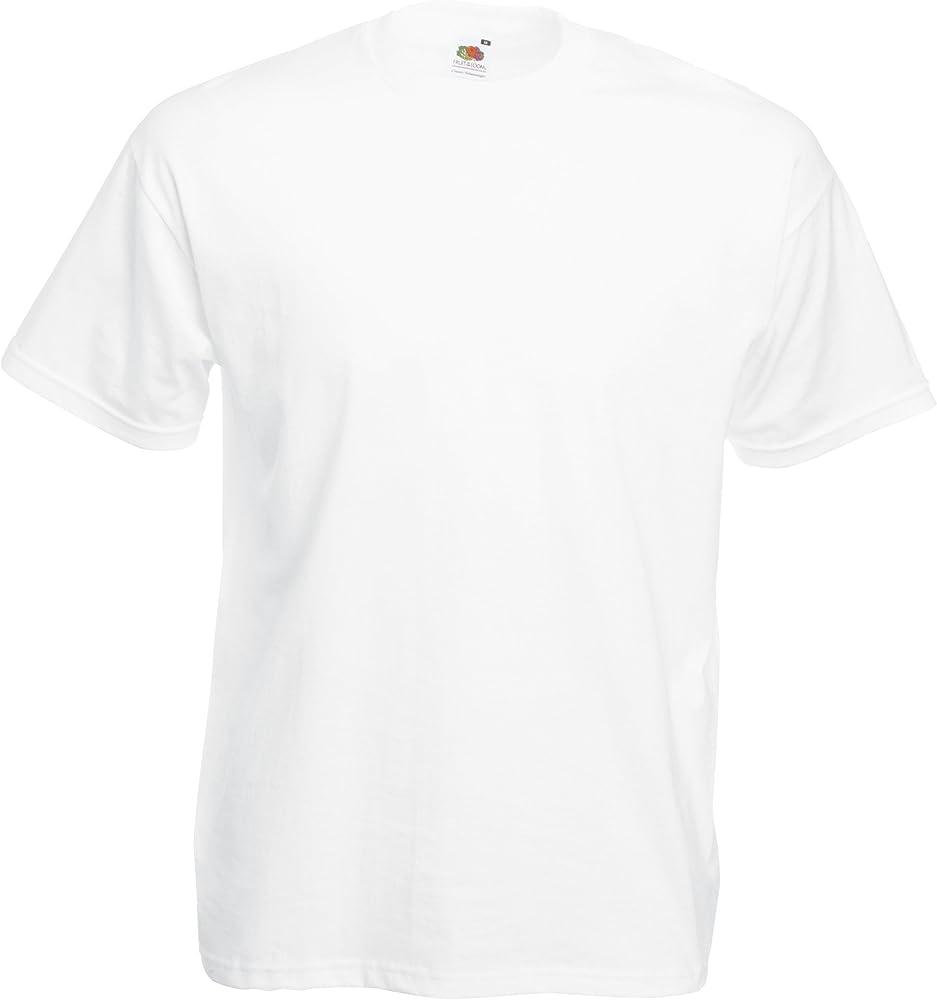Fruit on the loom- - camiseta 100% Algodón - para hombre (s ...