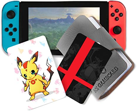 Tarjetas de juego NFC Tag para Super Smash Bros Ultimate Switch ...