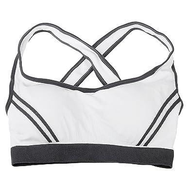 commercialisable grande qualité vente chaude authentique Soutien-Gorge de Sport Rembourré Dos Nageur Brassière de Yoga Jogging  Fitness pour Femme