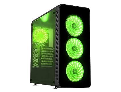 Amazon com: Gaming Desktop - AMD RYZEN 5 2600X 3 6GHz 6-Core