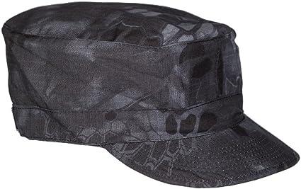 All Sizes Mandra Night Camo US ACU Field Cap Army Style Ripstop Hat