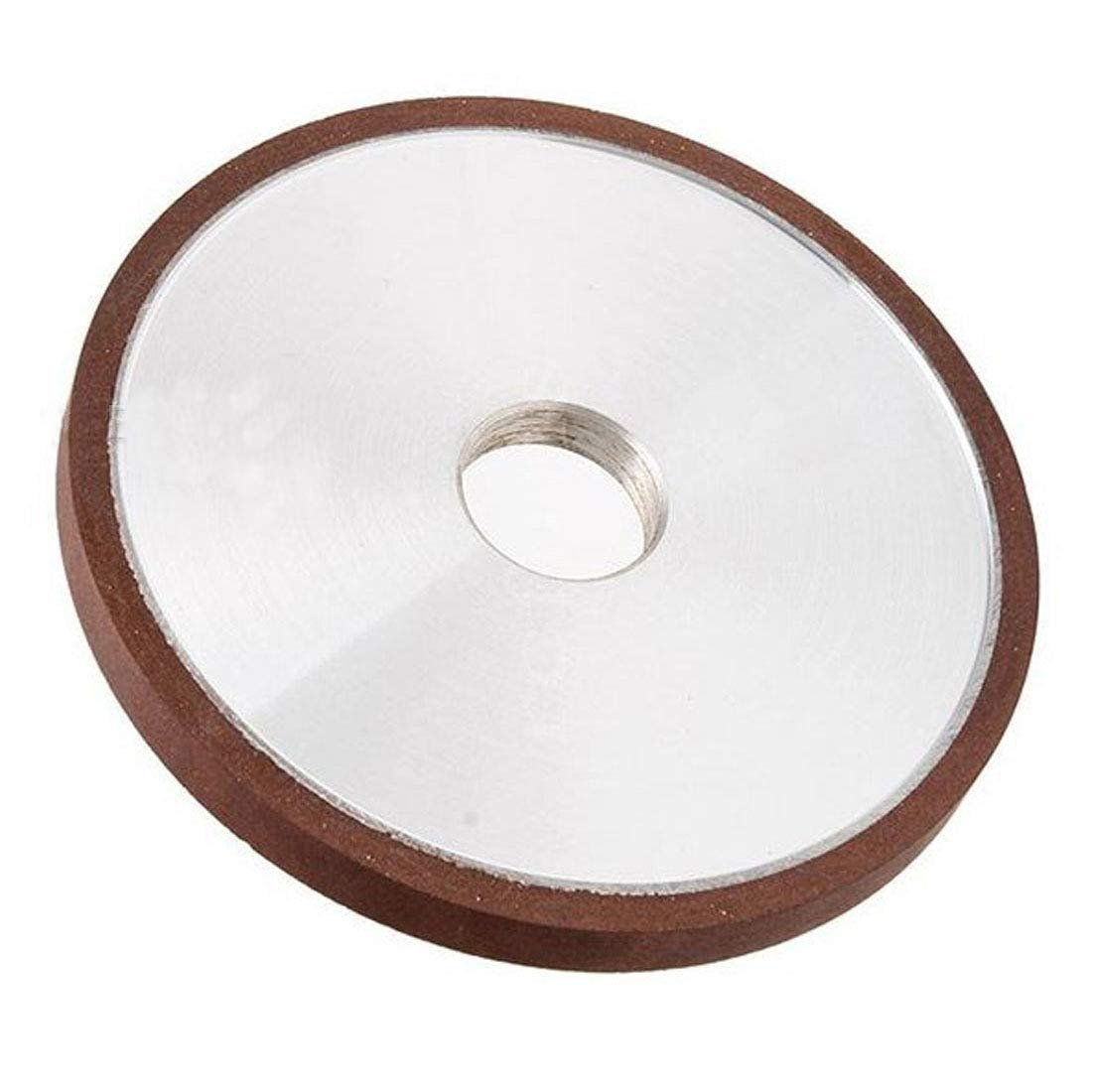 ees.Diamond Grinding Wheel Grit 400 Cutter Grinder Tool for Carbide 4'' 20mm / 100mm
