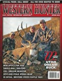img - for Western Hunter Magazine, Spring 2014 book / textbook / text book