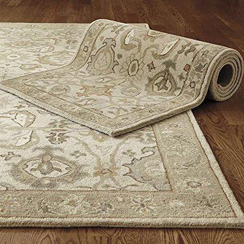 Ballard Designs Catherine Handmade Persian Style Area Rugs   Carpet  8X10