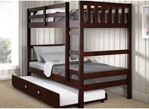 Donco Kids Austin Bunk Bed